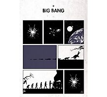 99 Steps of Progress - Big bang Photographic Print