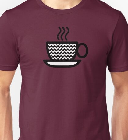 A Damn Good Cup of Coffee Unisex T-Shirt