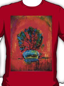 """Beth's Flowers 2 - Digital""  by Chip Fatula T-Shirt"