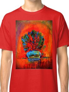 """Beth's Flowers 2 - Digital""  Classic T-Shirt"