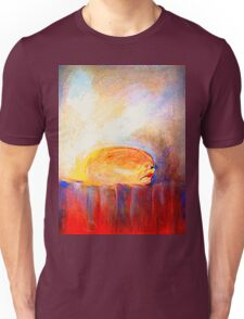 """Angry Watermelon""  Unisex T-Shirt"