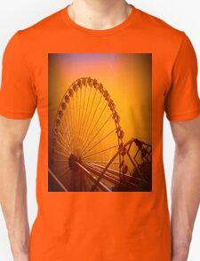 """Boardwalk 1"" by Chip Fatula T-Shirt"
