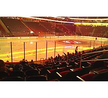 New Jersey Devils Photographic Print
