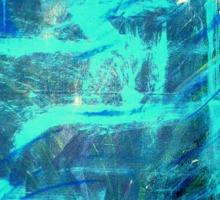 """The Ocean Lovers"" by Chip Fatula Sticker"