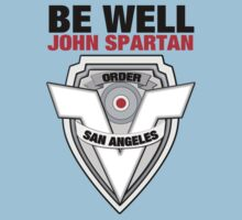 Be Well John Spartan Kids Clothes