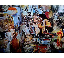 Dali Collage. Photographic Print