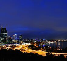 Perth, Western Australia by Matt Harvey