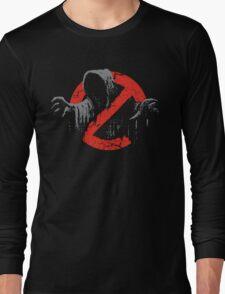 Ain't afraid of no wraith Long Sleeve T-Shirt