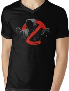 Ain't afraid of no wraith Mens V-Neck T-Shirt