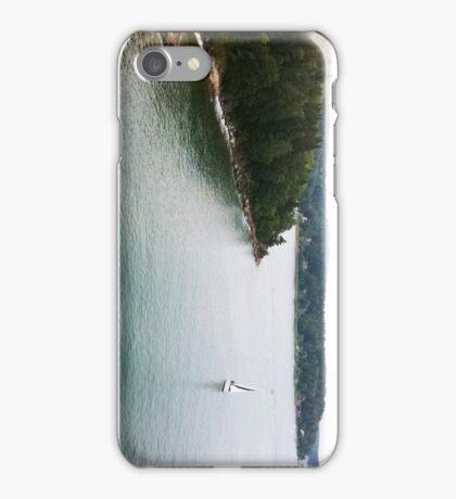 Boat at Sea [ iPad / iPod / iPhone Case ] iPhone Case/Skin