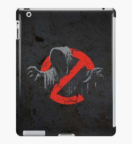 Ain't afraid of no wraith - iPhone/iPad cases iPad Case/Skin
