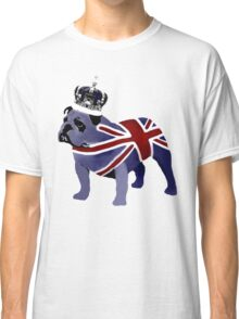 English Bulldog Classic T-Shirt