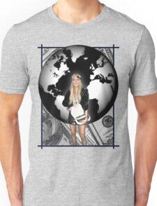 The World is Mine Unisex T-Shirt