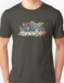 Gamera 50th Anniversary! Unisex T-Shirt
