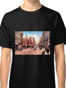 Sydney history, George Street around 1900 Classic T-Shirt