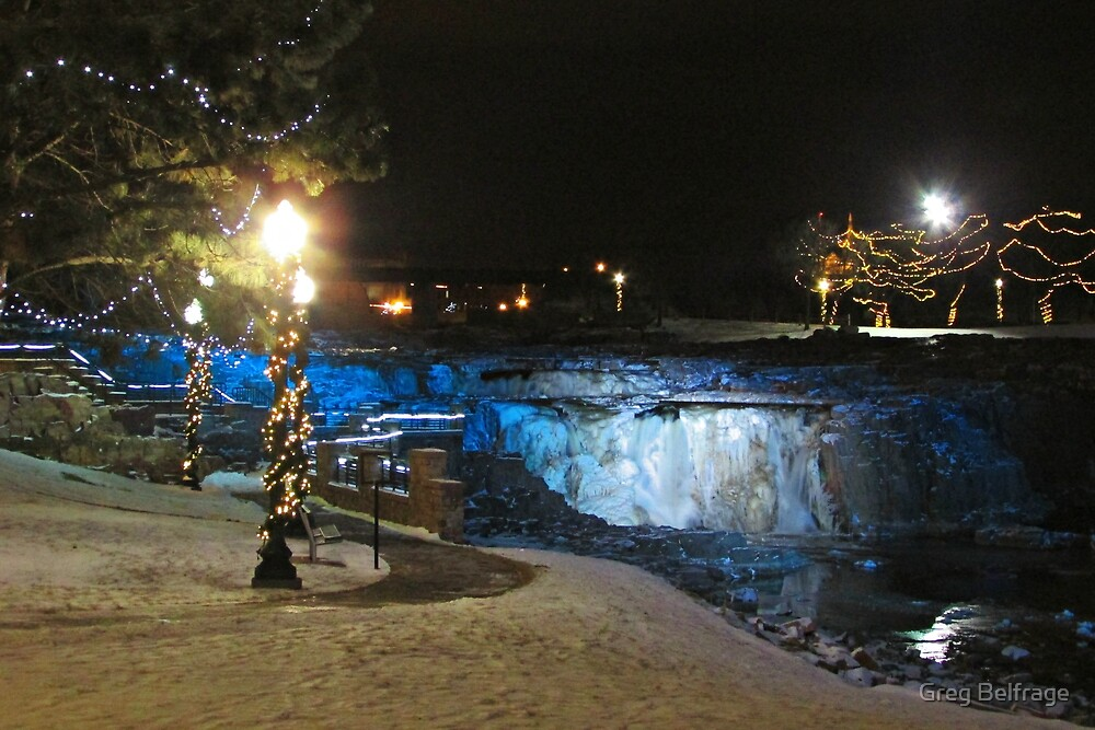 Holiday Falls by Greg Belfrage