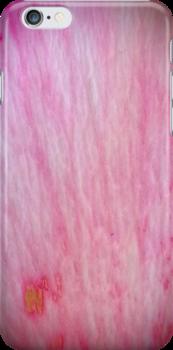 Pink Rose Petal by kahoutek24