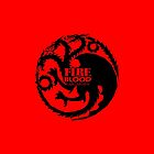 Game of Thrones - Targaryen house by blackstarshop