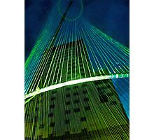 Strings Attached Photographic Print