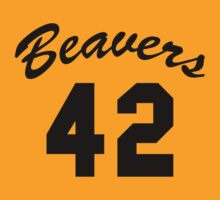 Teen Wolf Beavers #42 by drtees