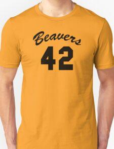 Teen Wolf Beavers #42 T-Shirt