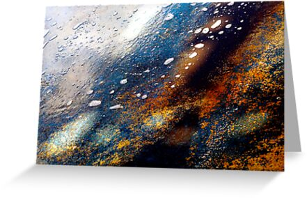 Water and Rust by Michelle Ricketts