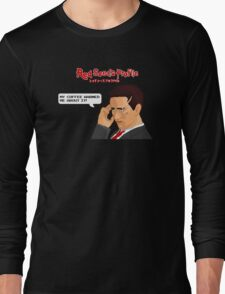 FBI Special Agent (JP) Long Sleeve T-Shirt