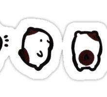 Muffin Sticker
