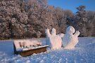 Singing Snowman - Let It Snow by Jo Nijenhuis