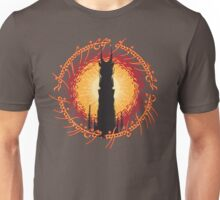 Barad Dur - Always Watching, Never Sleeping Unisex T-Shirt