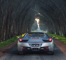 Ferrari 458 Italia Spider by Jan Glovac Photography