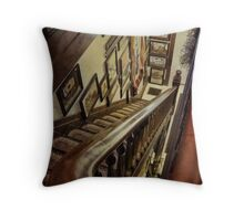 Up or down? Throw Pillow