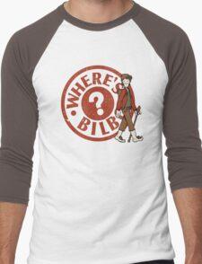 Where's Bilbo Men's Baseball ¾ T-Shirt