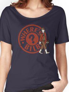 Where's Bilbo Women's Relaxed Fit T-Shirt