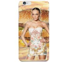 Don't Feed the Models iPhone Case/Skin