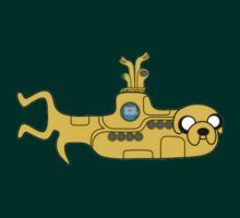We All Live In A Jake Submarine by Spartan117
