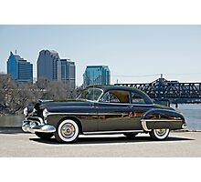 1950 Oldsmobile Rocket 88 Photographic Print