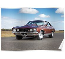 Ford Falcon XB GT Poster