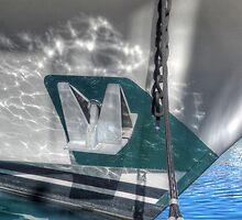 Spotlight on the Anchor by Jeremy Lavender Photography