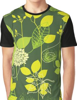 Foliage Lemon & Lime [iPhone / iPod Case and Print] Graphic T-Shirt