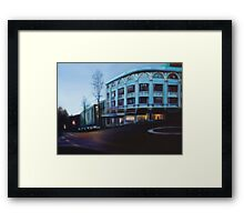 Scotforth Framed Print