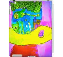 fish bowl iPad Case/Skin
