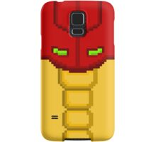 "Pixel ""Varia Suit"" Iphone Case - Metroid Samsung Galaxy Case/Skin"