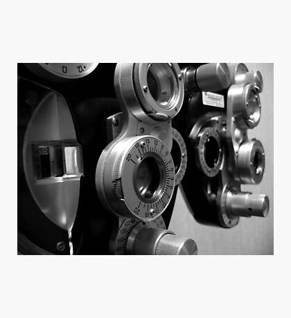 Machine (available in iphone, ipod & ipad) Photographic Print