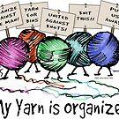 Yarn: Organized! by Amy-Elyse Neer