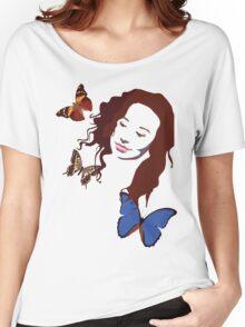 Tori Amos - Butterfly Women's Relaxed Fit T-Shirt
