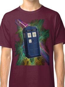 TARDIS in the Vortex Classic T-Shirt