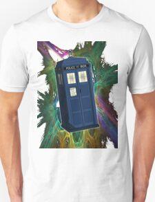 TARDIS in the Vortex T-Shirt