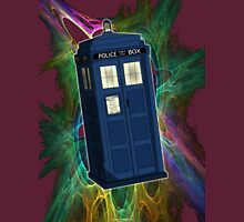 TARDIS in the Vortex Unisex T-Shirt