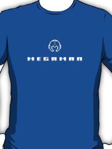 """Megaman"" - Megaman series T-Shirt"